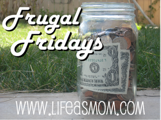 Frugal Friday Logo